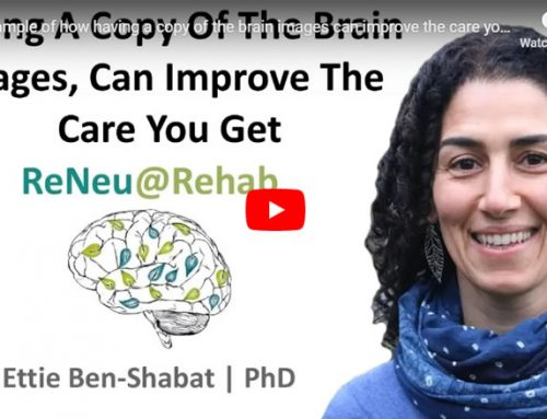 An Example of How Having A Copy Of The Brain Images Can Improve The Care You Get – Part 4